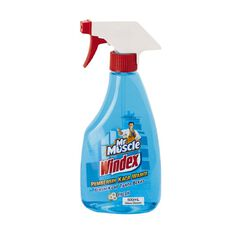 Mr Muscle Windex Glass Cleaner Fresh 500ml