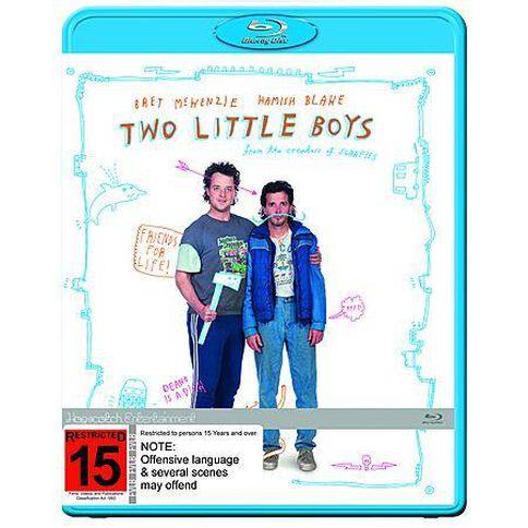 Two Little Boys Blu-ray 1Disc