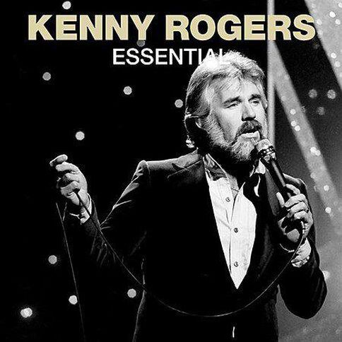 Essential CD by Kenny Rogers 1Disc