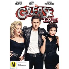 Grease Live DVD 1Disc