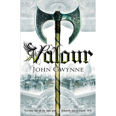 Faithful & the Fallen #2 Valour by John Gwynne