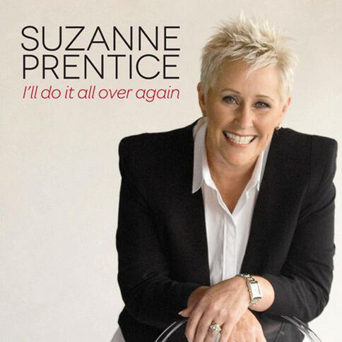 Suzanne Prentice Ill Do It All Over Again. CD
