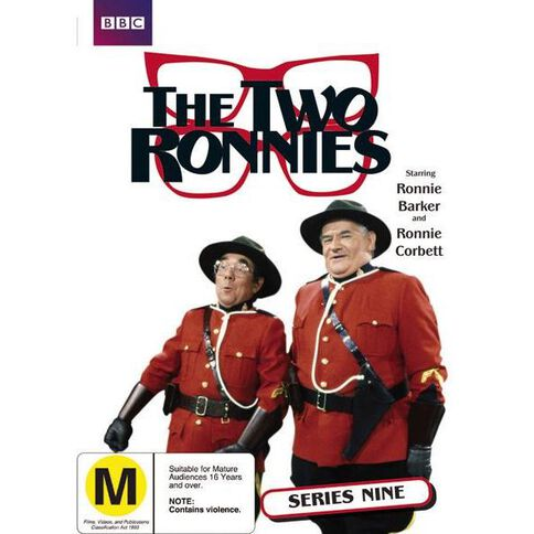 The Two Ronnies Season 9 DVD 2Disc