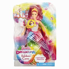Barbie Rainbow Princess Feature Doll