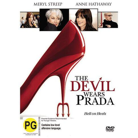 The Devil Wears Prada DVD 1Disc