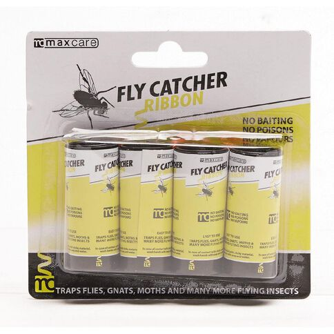 Maxcare Fly Catcher 4 Pack