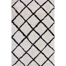 Habito Le York Ivory & Grey 1.8m x 2.5m