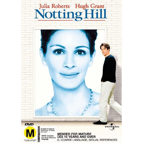 Notting Hill DVD 1Disc