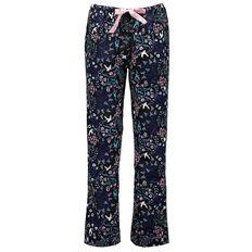 Basics Brand Women's Flannelette Sleep Pants