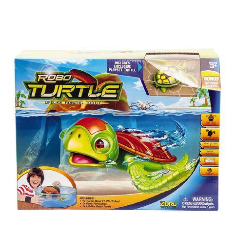 Zuru Robo Turtle Play Set
