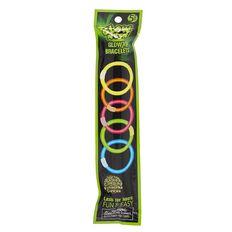 Glow n Fun Glow Bracelets 5 Pack