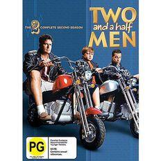 Two And A Half Men Season 2 DVD 4Disc