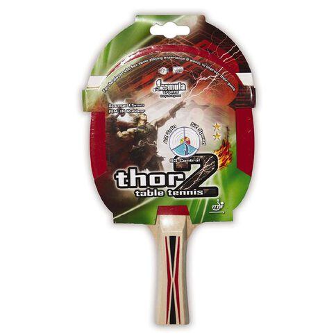 Formula Sports Table Tennis Bat 2 Star Thor
