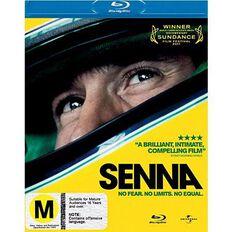 Senna Blu-ray 1Disc
