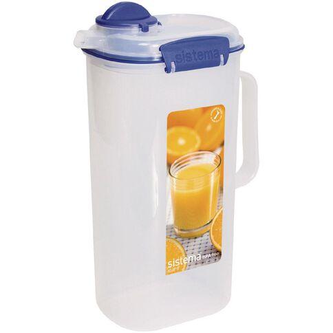 Sistema Klip It Blue Juice Jug 2L