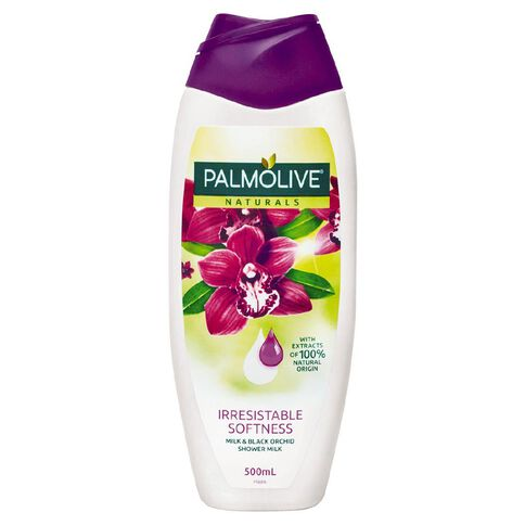 Palmolive Naturals Shower Milk Black Orchid 500ml