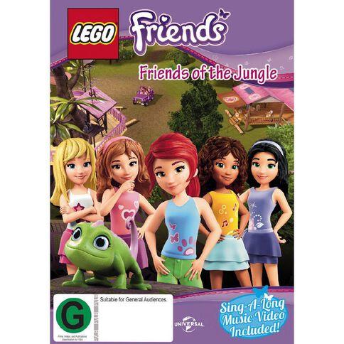 LEGO Friends Volume 6 DVD 1Disc