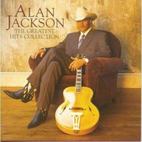 Greatest Hits CD by Alan Jackson 1Disc