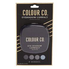 Colour Co. Eyeshadow 4 Shades Smokey Grey