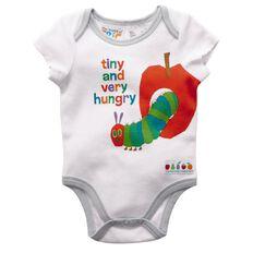 Hungry Caterpillar Infants' Unisex Bodysuit