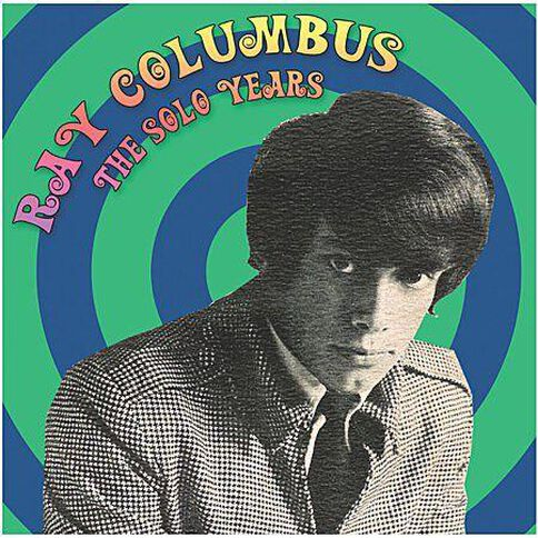 CD Columbus Ray Very Best Of Solo