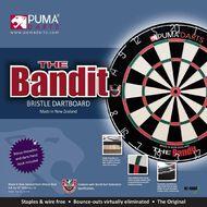 Puma Darts Bandit Bristle Dartboard