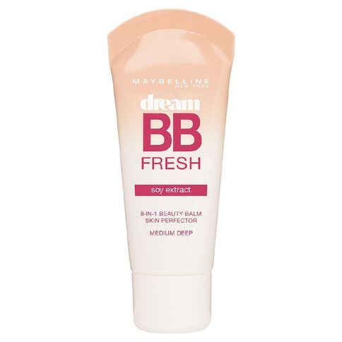 Maybelline Dream Fresh BB Cream Medium Deep