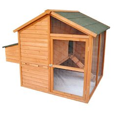 Fur'life Chicken Coop Wooden BX1/BX2