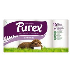 Purex Toilet Tissues 16 Pack