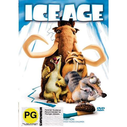 Ice Age DVD 1Disc