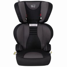 Hipod Boston Booster Car Seat Black