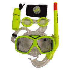 Dropzone Mask and Snorkel 6 Piece Set