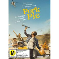 Pork Pie DVD 1Disc
