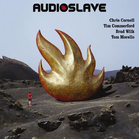 Audioslave CD by Audioslave 1Disc