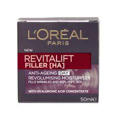 L'Oreal Paris Revitalift Filler Revolumising Day Cream 50ml