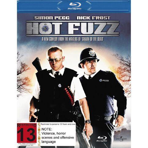 Hot Fuzz Blu-ray 1Disc