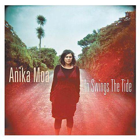 In Swings The Tide by Anika Moa CD