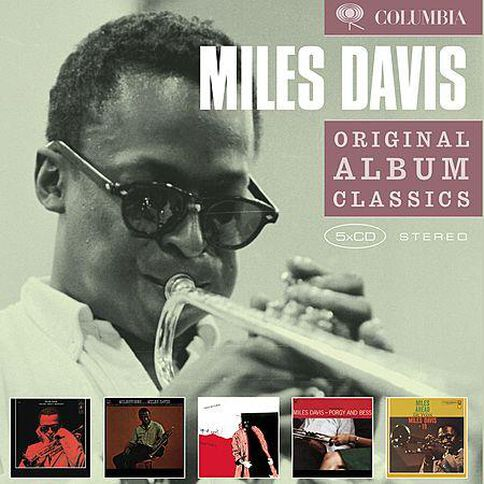 Original Album Classics CD by Miles Davis 5Disc