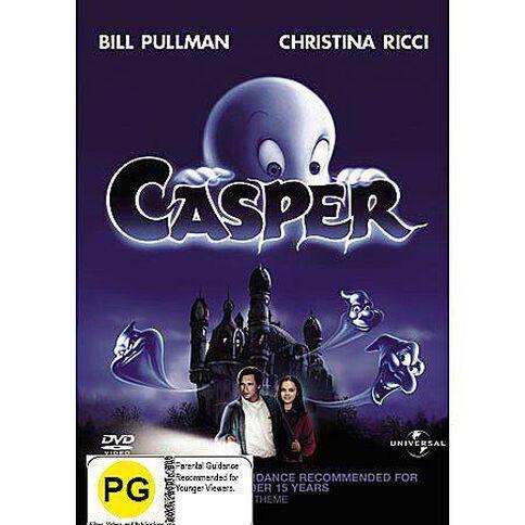 Casper DVD 1Disc