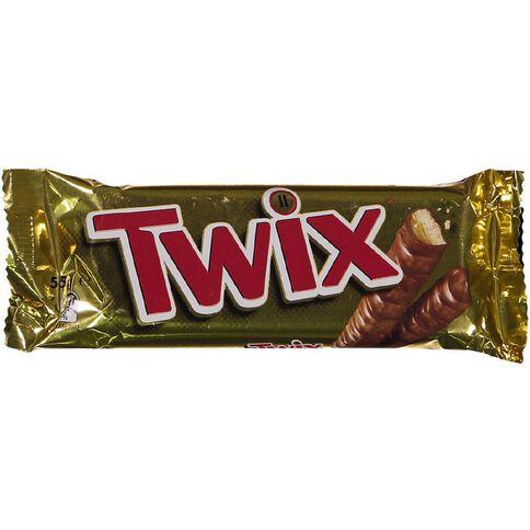 Twix Bar 55g