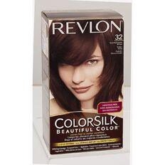 Revlon Colorsilk 32 Mahogany Brown