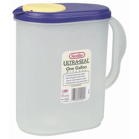 Sterilite Ultra Jug 2 Quart