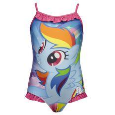 My Little Pony Girls' One Piece Swimsuit