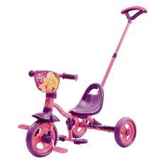 Barbie Trike with Handle 25cm