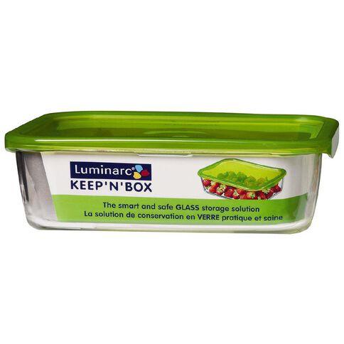 Luminarc Keep N Box Storage Rectangle 1.89L