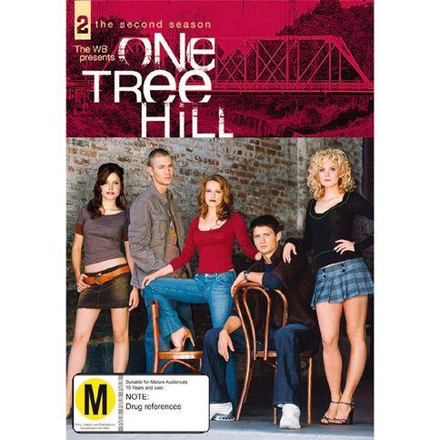One Tree Hill Season 2 DVD 6Disc