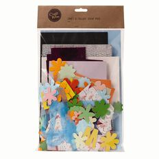 Craftwise Collage Scrap Pack 400g