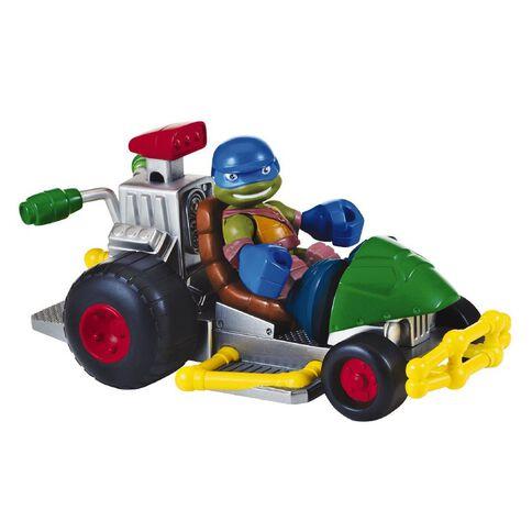 Teenage Mutant Ninja Turtles Half Shell Hero Figure & Vehicle Assorted
