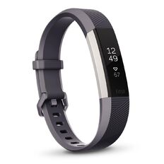 Fitbit Alta HR Blue / Grey Small
