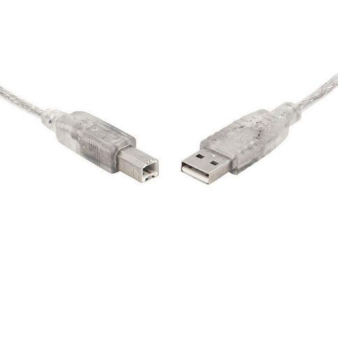 8 Ware USB Cable USB A-B 2m